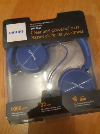 Słuchawki Philips SHL3060 Niebieskie