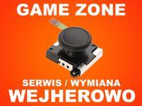 Analog Nintendo SWITCH V1 / V2 do Joy Con Wejherowo Wymiana / Serwis