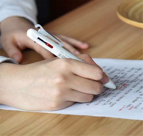 Гелевая ручка+карандаш 4 в 1 Xiaomi KACO Module 4 Functions Pen JAPAN!