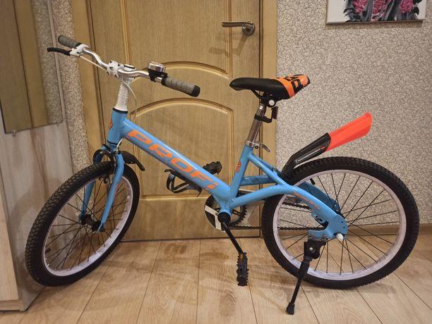 Велосипед детский 20 дюймов profi