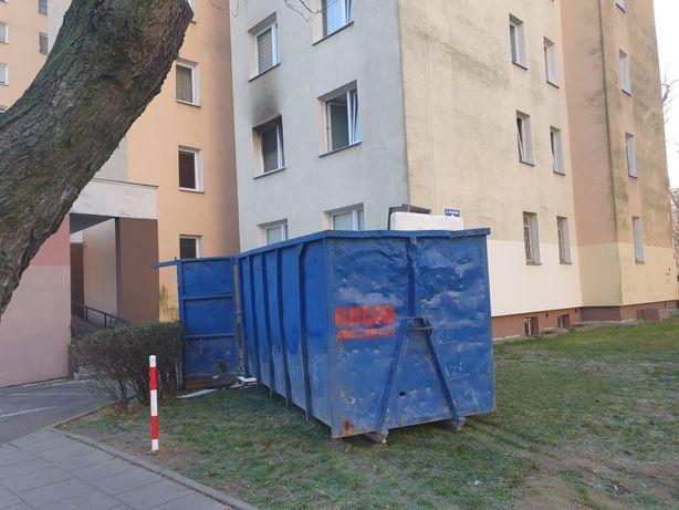 Wywóz odpadów kontenery worki Big Bag
