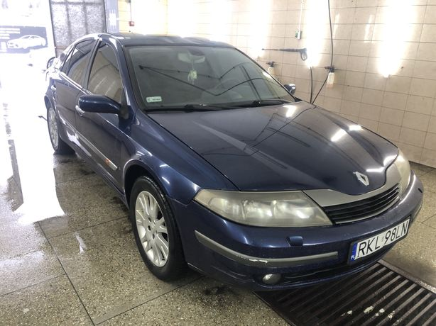 Renault Laguna 1.9D 2002 год.