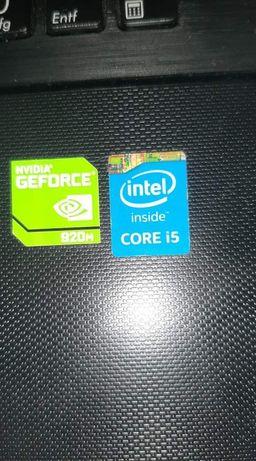 laptop asus 751 I5 geforce 920 4gb