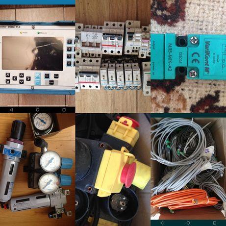 Регулятор давления редуктор датчик автоматы кабель кнопки монитор