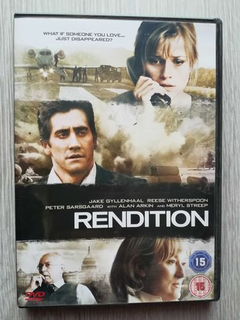 Rendition - Transfer film na DVD
