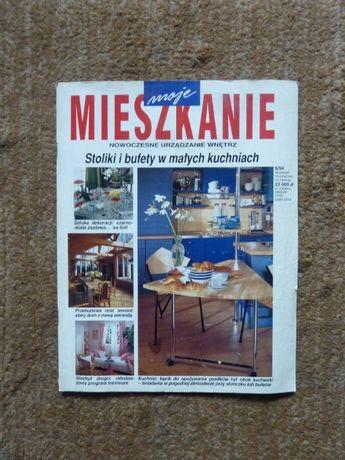 Gazeta Gazetka Czasopismo Moje Mieszkanie - Unikat!