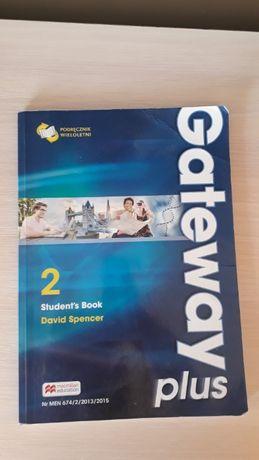 Gateway plus Język angielski podręcznik