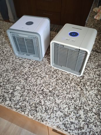 Mini climatizador portátil