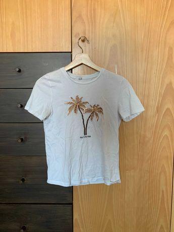 T-shirt super confortável e elegante- Mulher