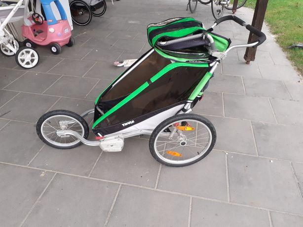 Thule przyczepka rowerowa
