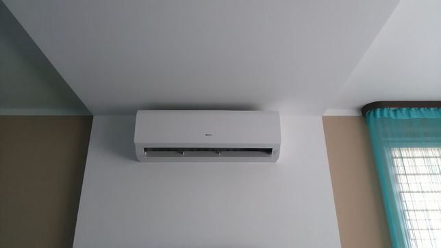Montaż serwis klimatyzacji typu split