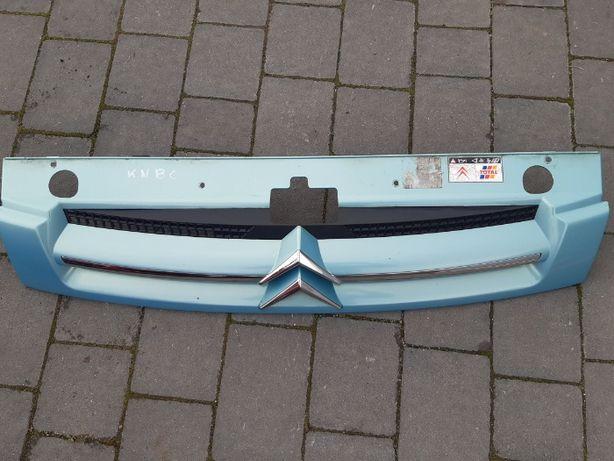 Grill/ atrapa/ kratka zderzaka Citroen Berlingo kod lakieru KNBC