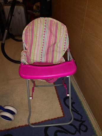 Cadeira refeição brincar