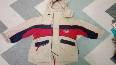 Sprzedam kurtkę chłopięcą r. 98/104