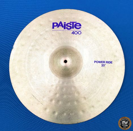 "Paiste - talerz 400 Power Ride 20"", extra"