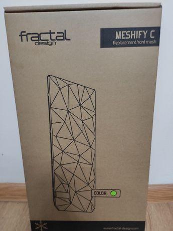"""Fractal Design Meshify C передняя решетка (сетка на """"морду"""")"""