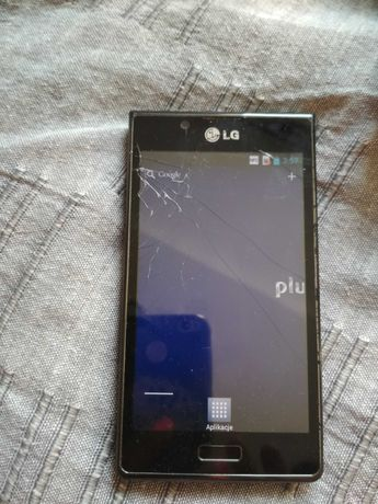 Telefon komórkowy LG P700