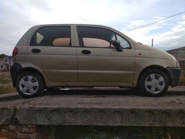 Продам Matiz 2008