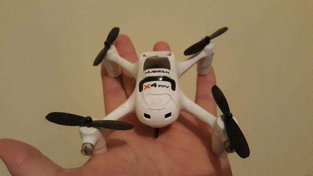 Drone Hubsan 4x fpv Airsoft