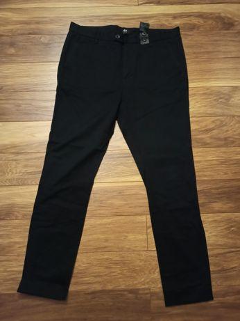 Spodnie H&M  HiM stan bdb rozmiar M