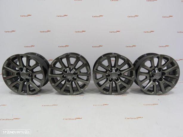 Jantes Look Toyota Hilux 17 x 7.5 et 25  6x139.7 CB106.1