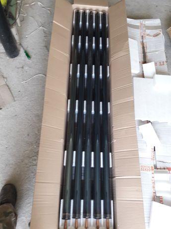 Zestaw solarny kolektor solarny Heat pipe