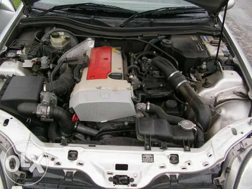 Motor 2.3 Kompressor - Mercedes SLK 230 (R170)