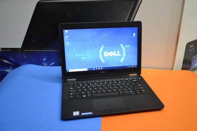 Laptop DELL E7270, i7-6600U, 256SSD, 8gb, 12cali dotyk FHD