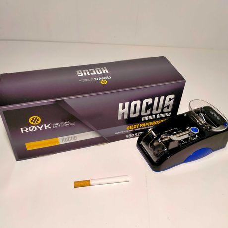Гильзы для сигарет и табака, гильзы, Электрическая машинка+HOCUS