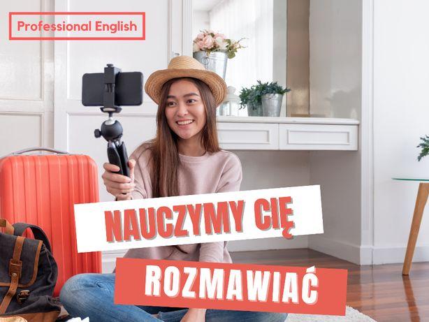 Angielski online dla tych, którzy mają dość blokady językowej (Skype)