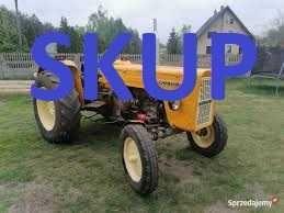 Skup traktorów ciągników Kupujemy Mtz ursus360 zetor Koparki ładowarki