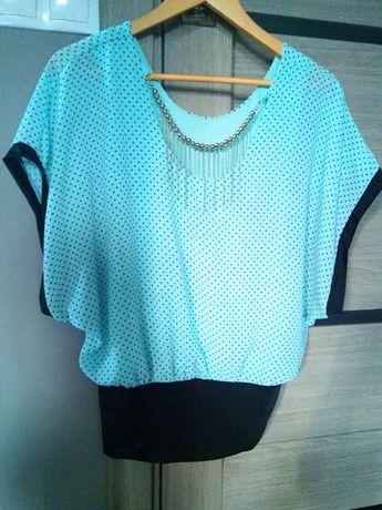 Легкая летящая блуза