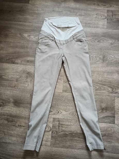 Spodnie i legginsy ciążowe H&M Happy Mum Lidl rozm. 40