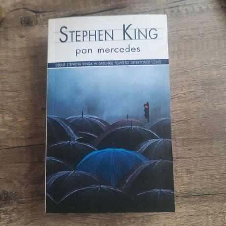 """Pan Mercedes"" Stephen King"