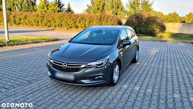 Opel Astra 1.4 Turbo Książka Stan wzorowy Tylko 65000 km. Bogata wersja Kamera