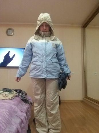 Лыжный качественный  костюм
