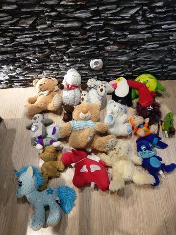 Zabawki - pluszaki