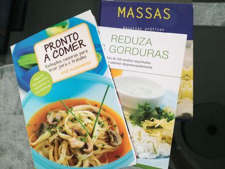 3 Livros receitas