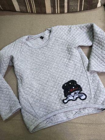 Тёплый свитер для девочки смил