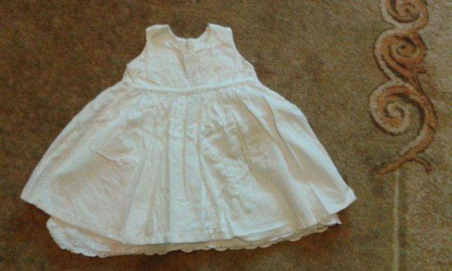 Elegancka biała sukienka sztruksowa + białe body 74
