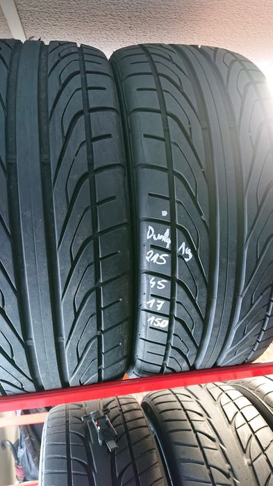 Dunlop 215/45R17 lato Żory - image 1