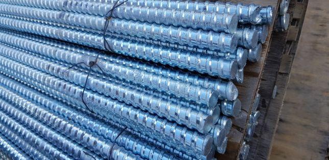 Ściąg ankr Pręt gwintowany szalunkowy ściąg dywidag DW15 do szalunków