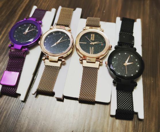Часы бижутерия женские