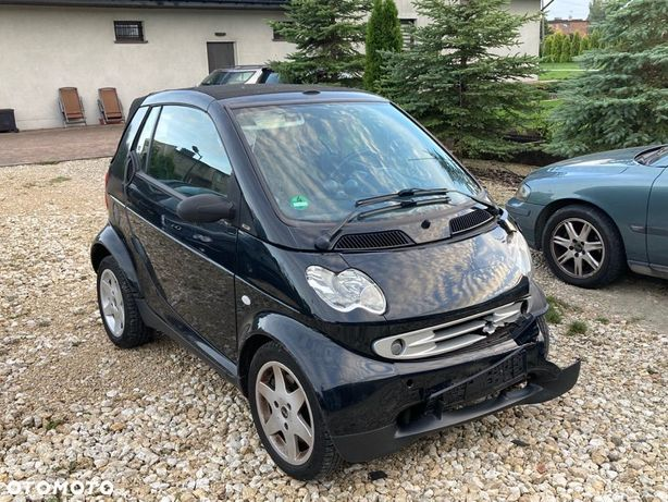 Smart Fortwo Smart Cabrio