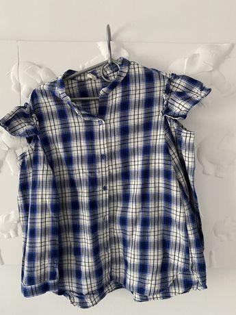 Ubrania Zara dziewczynka 152 158 reserved koszula sukienka