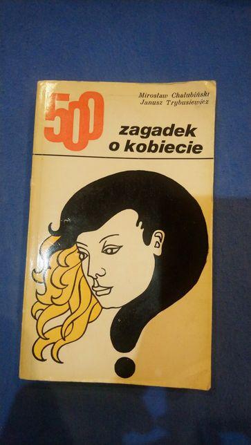 500 zagadek o kobiecie