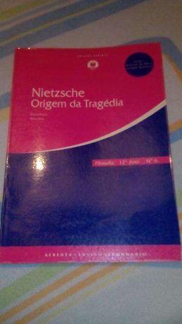 Nietzsche - Origem da tragédia