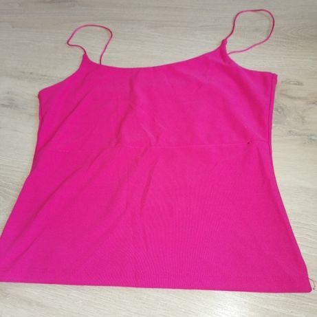 Bluzka stretch na ramiączkach M/L