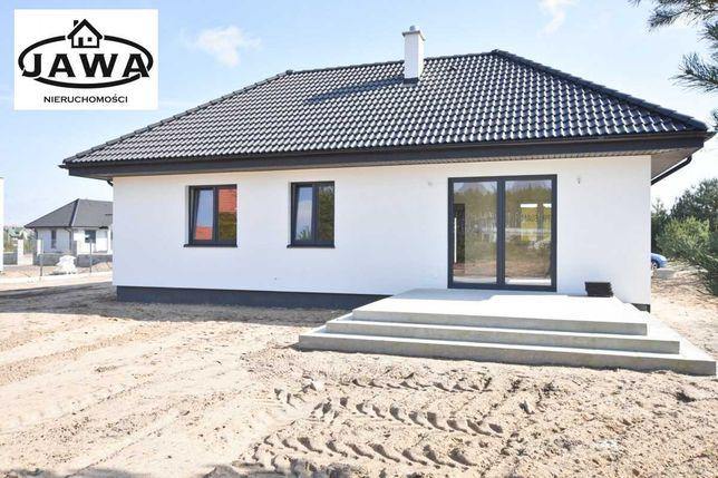dom wolnostojący / nowy / działka  ok 900 m2/ 4 pokoje