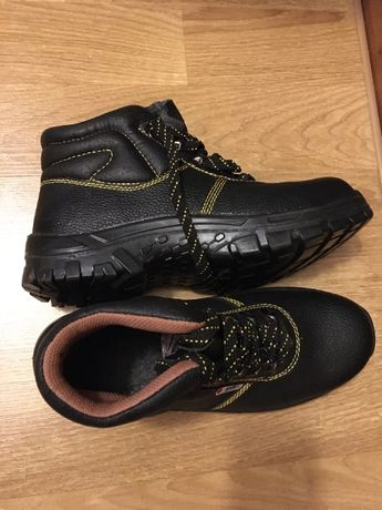 Ботинки профи маслостойкие